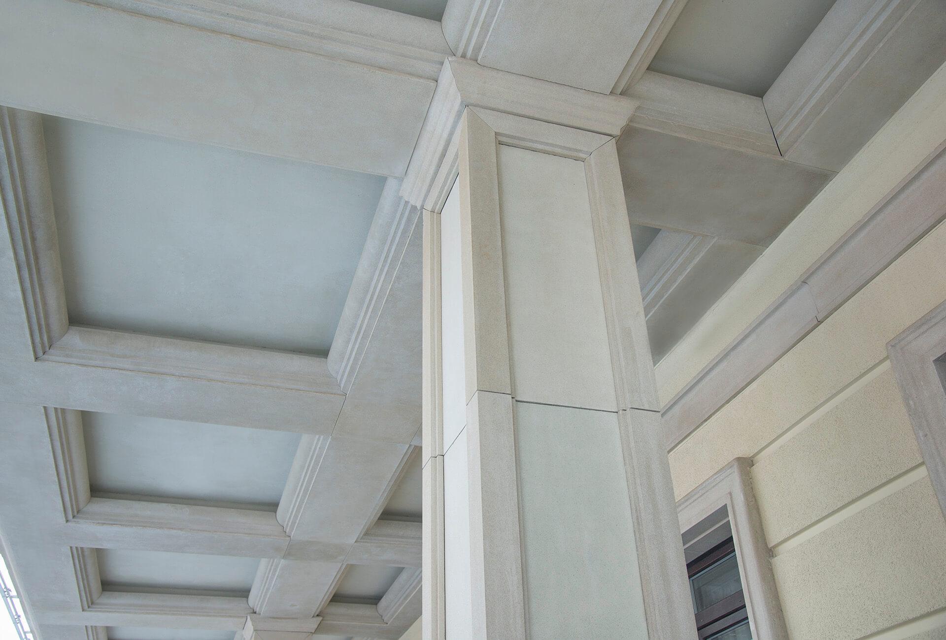 Кессонный потолок, фото 2
