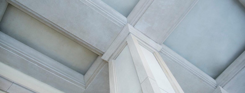 Кессонный потолок, фото 3