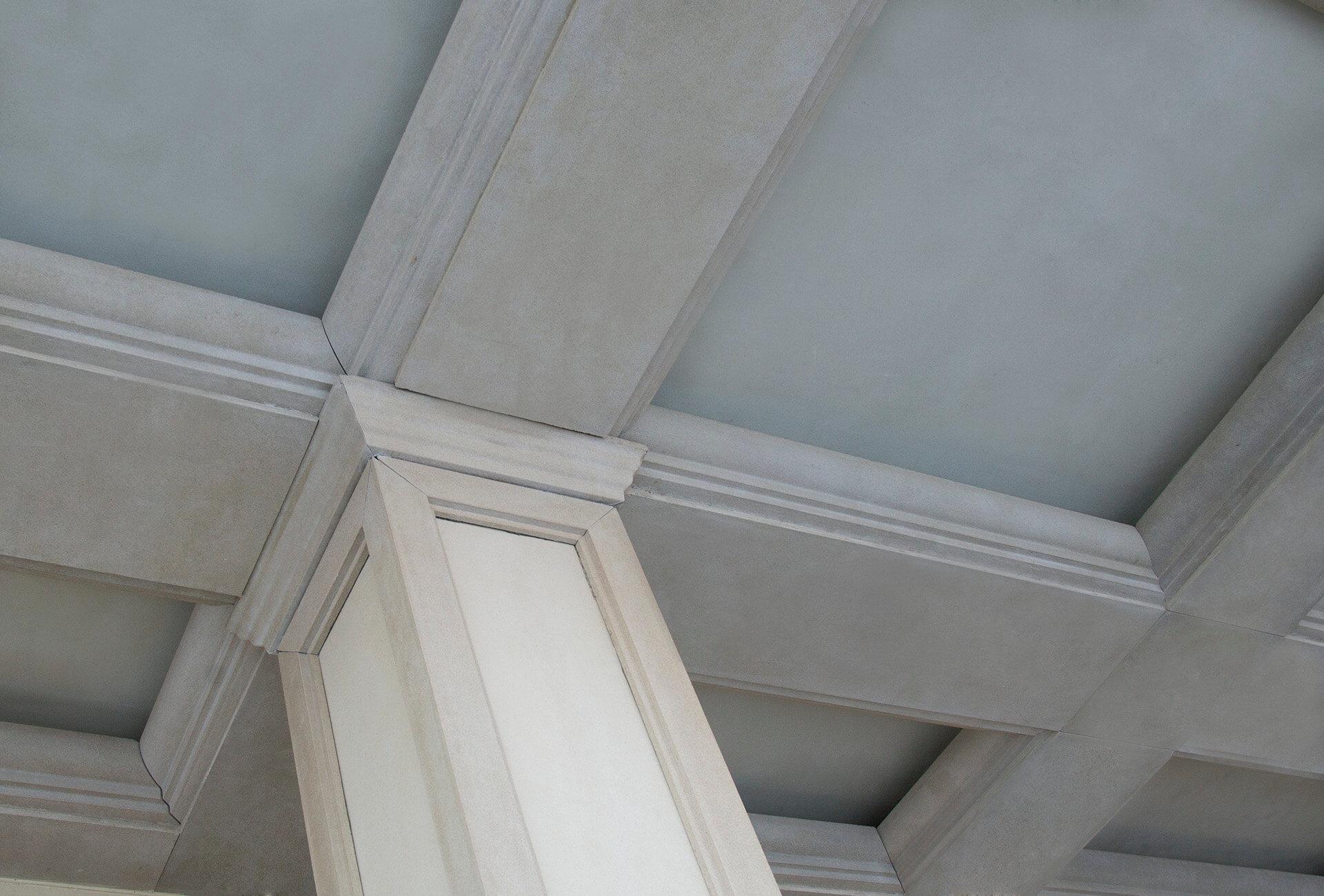Кессонный потолок, фото 4